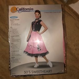 50's Sweetheart Costume